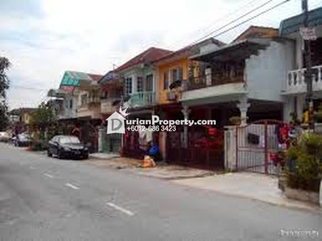 Terrace House For Sale at Taman Permata, Ampang