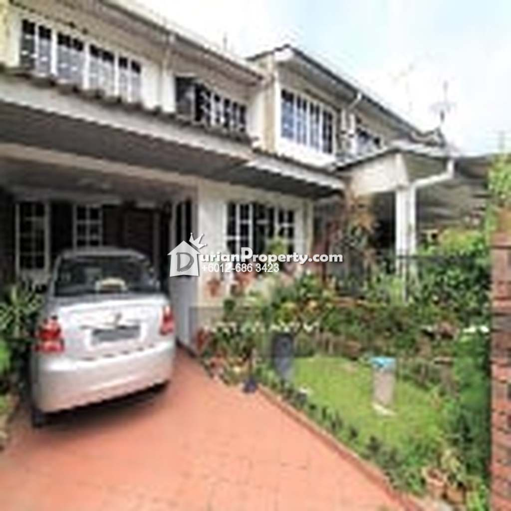 Terrace House For Sale at Ampang Jaya, Ampang