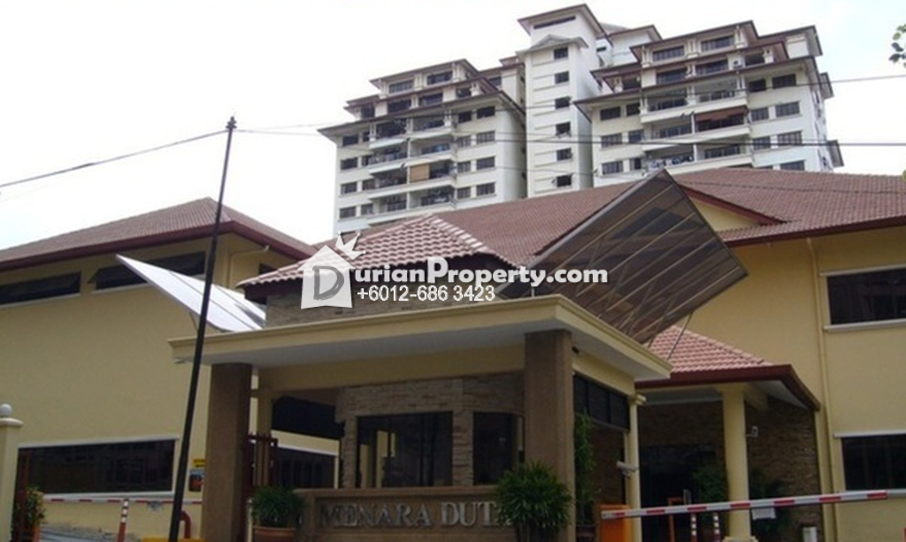 Condo For Sale at Menara Duta 2, Segambut