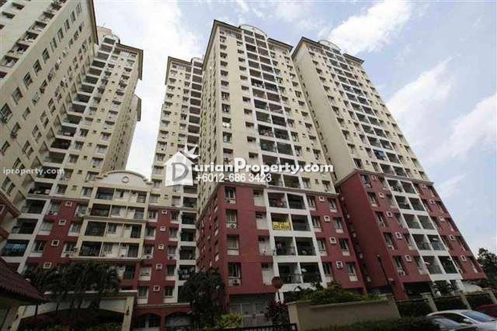 Apartment For Sale at South City Apartment, Seri Kembangan