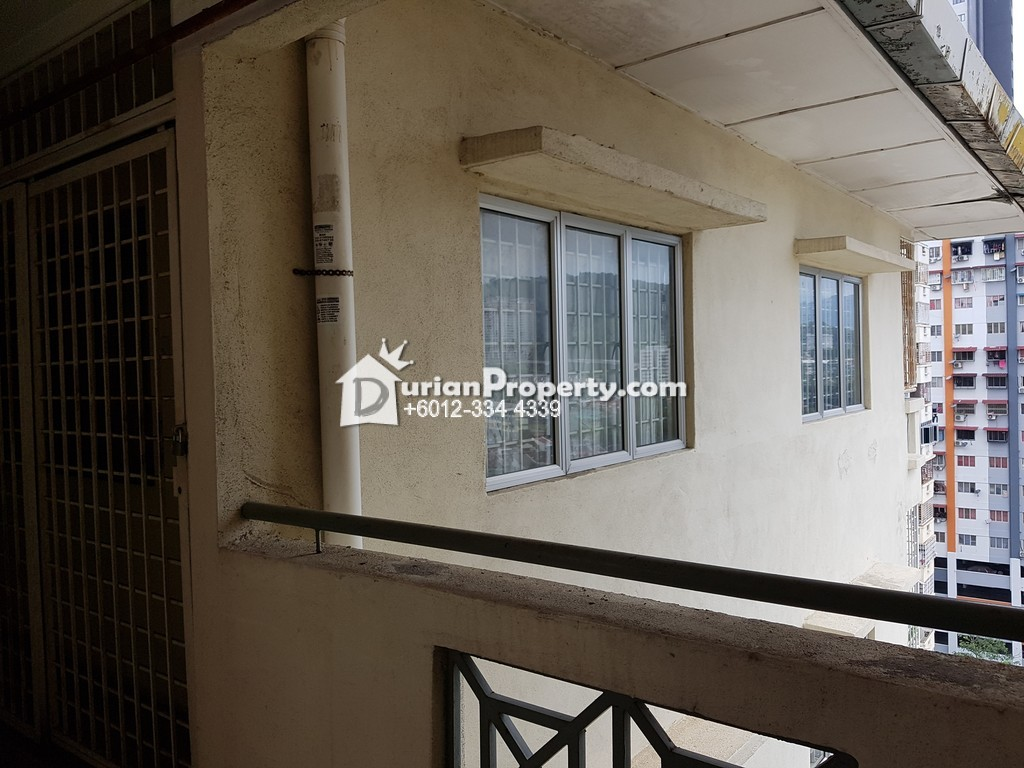 Apartment For Sale at Apartment Dahlia, Setapak
