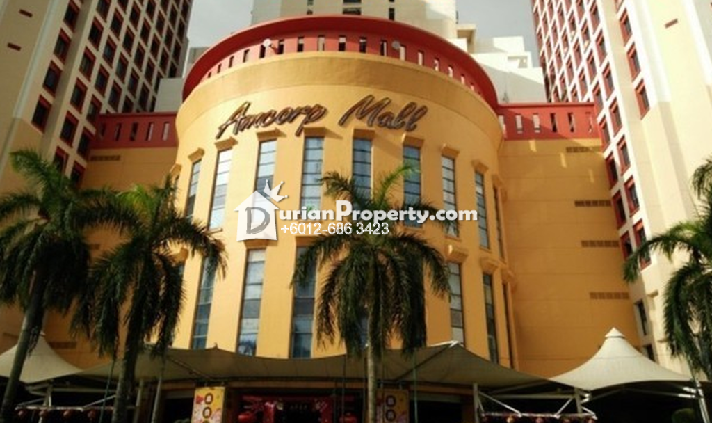 Retail Space For Sale at Amcorp Mall, PJ State