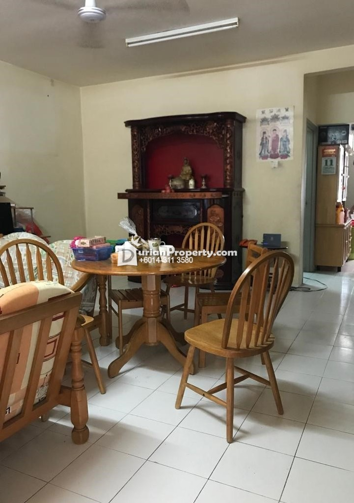 Terrace House For Sale at Taman Sri Saujana, Kota Tinggi