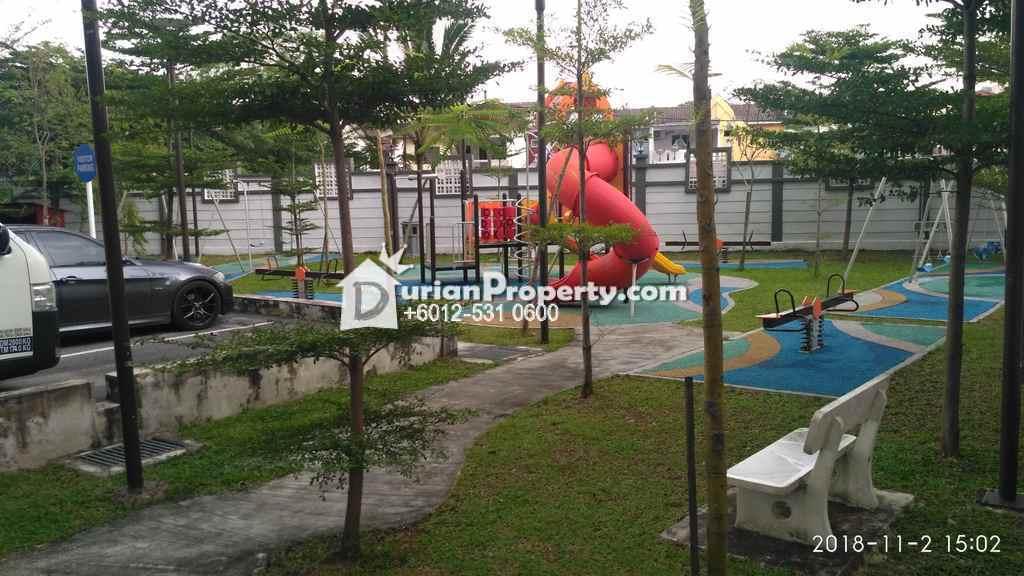 Apartment For Auction at Taman Sri Muda, Shah Alam