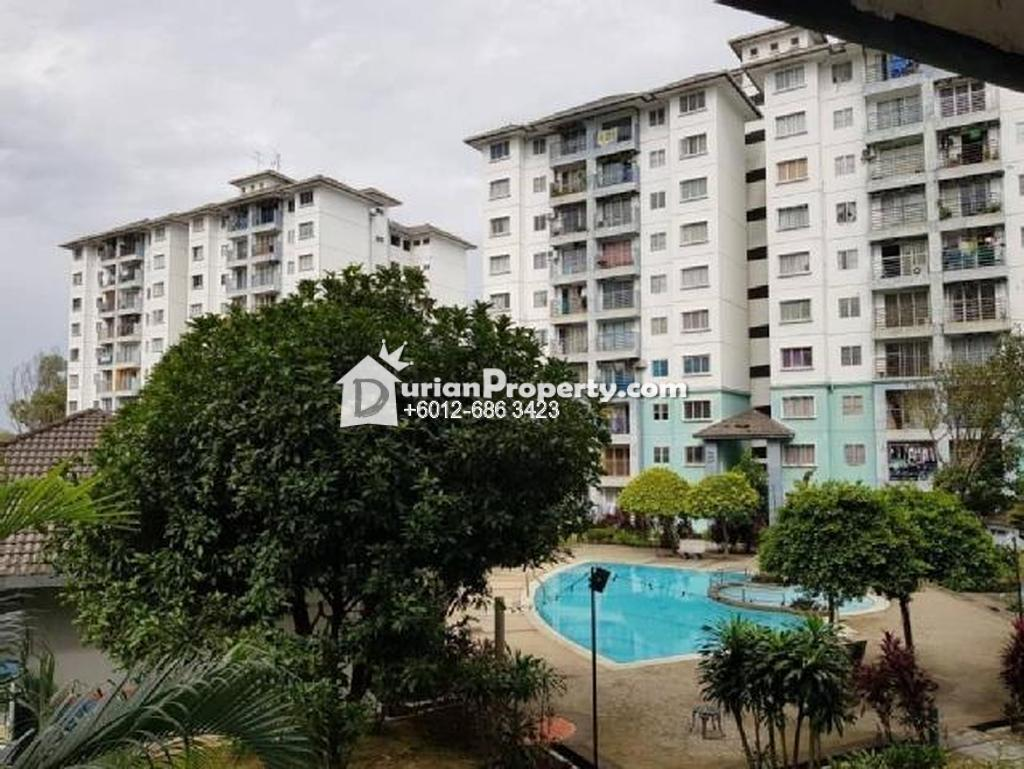 Apartment For Sale at Akasia Apartment, Pusat Bandar Puchong