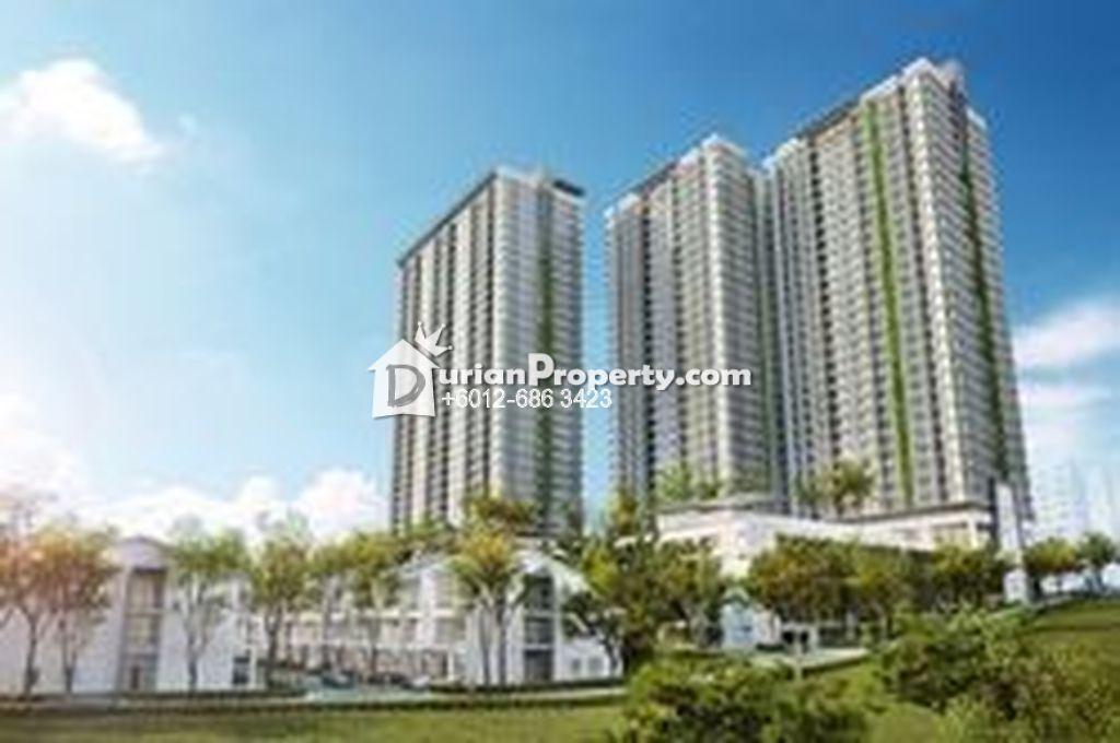 Condo For Sale at Scenaria @ North Kiara Hills, Bukit Segambut