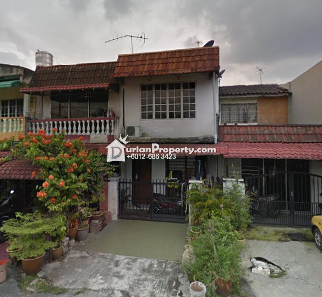 Terrace House For Sale at Taman Muda, Pandan