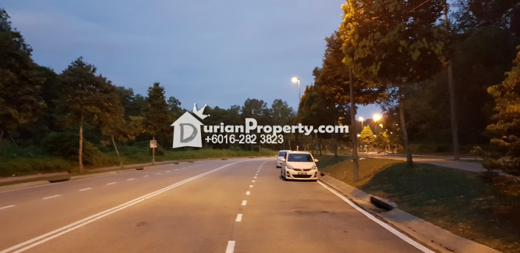 Bungalow Land For Sale at Rimba Riang, Kota Damansara