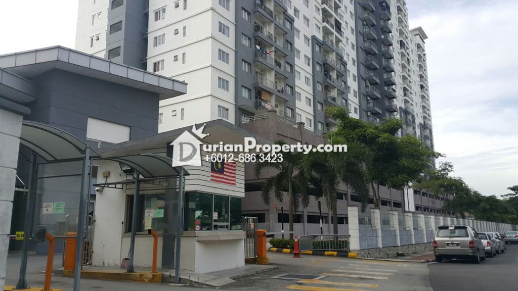 Condo For Sale at Casa Idaman, Jalan Ipoh