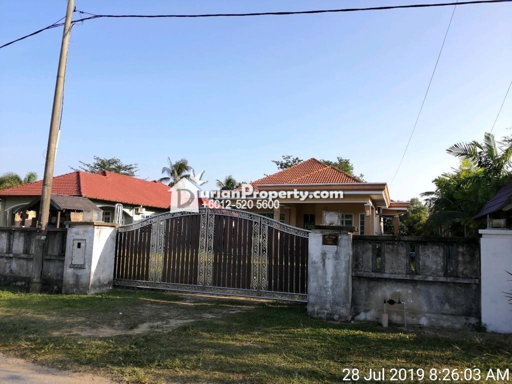 Semi D For Auction at Kampung Sura Hujung, Dungun
