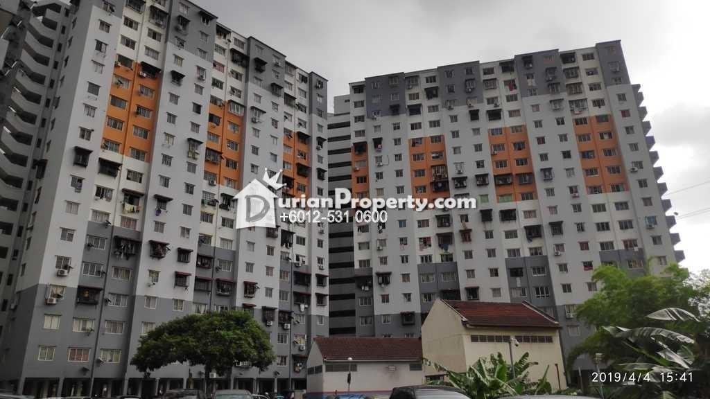 Flat For Auction at Sri Penara, Bandar Sri Permaisuri