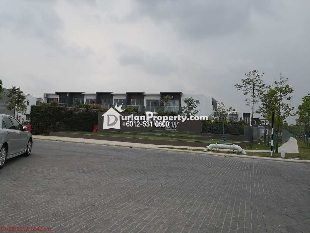 Terrace House For Auction at Casaview @ Cybersouth, Cyberjaya