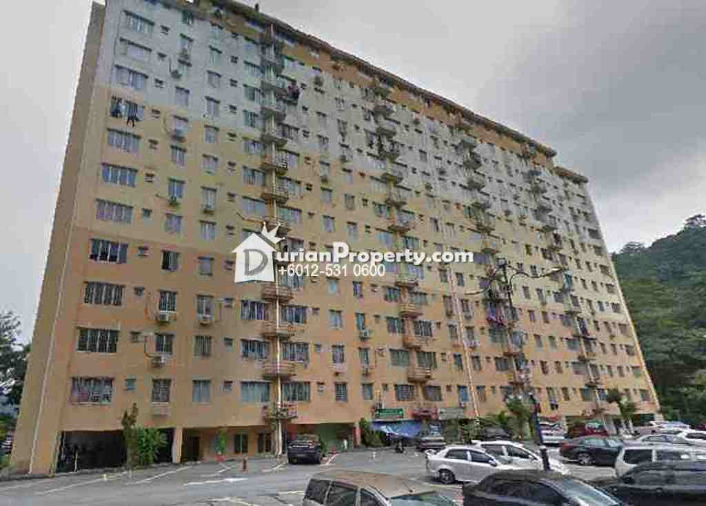Apartment For Auction at Jemerlang Apartment @ Selayang Heights, Selayang Heights