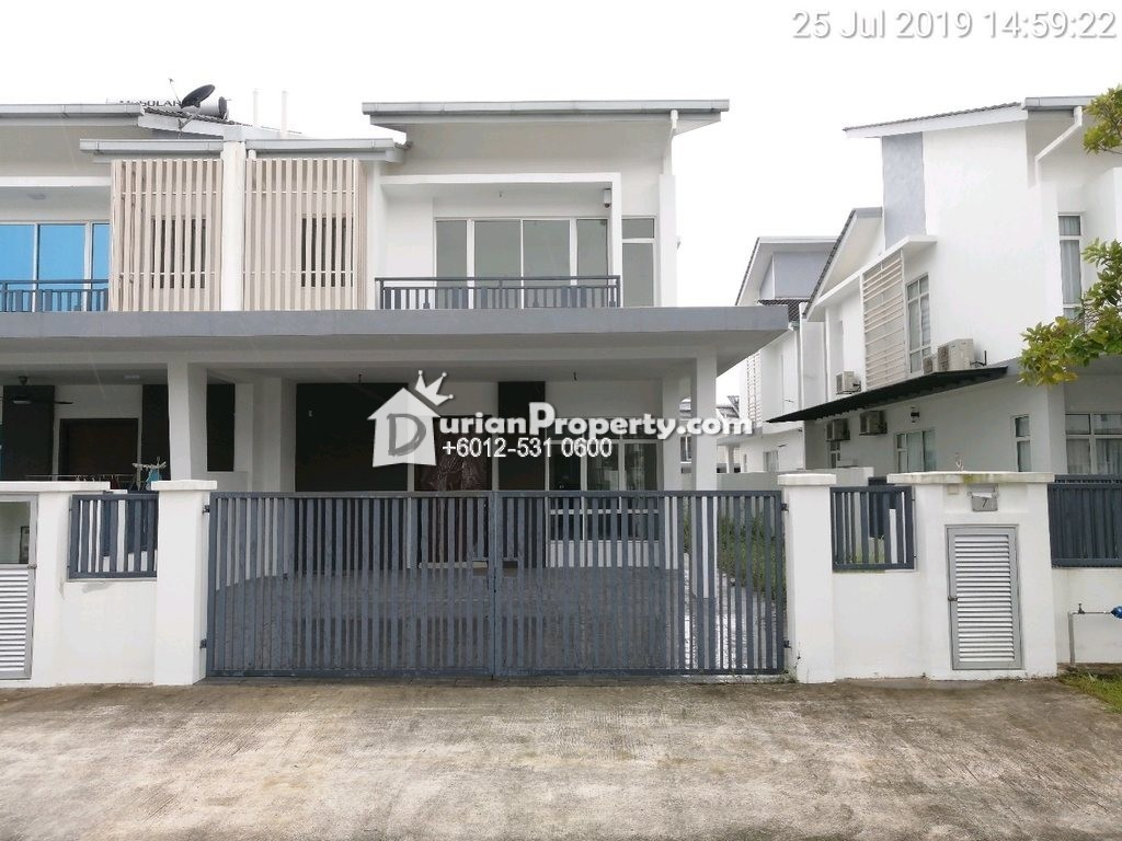 Terrace House For Auction at Taman M-Residensi 2, Rawang