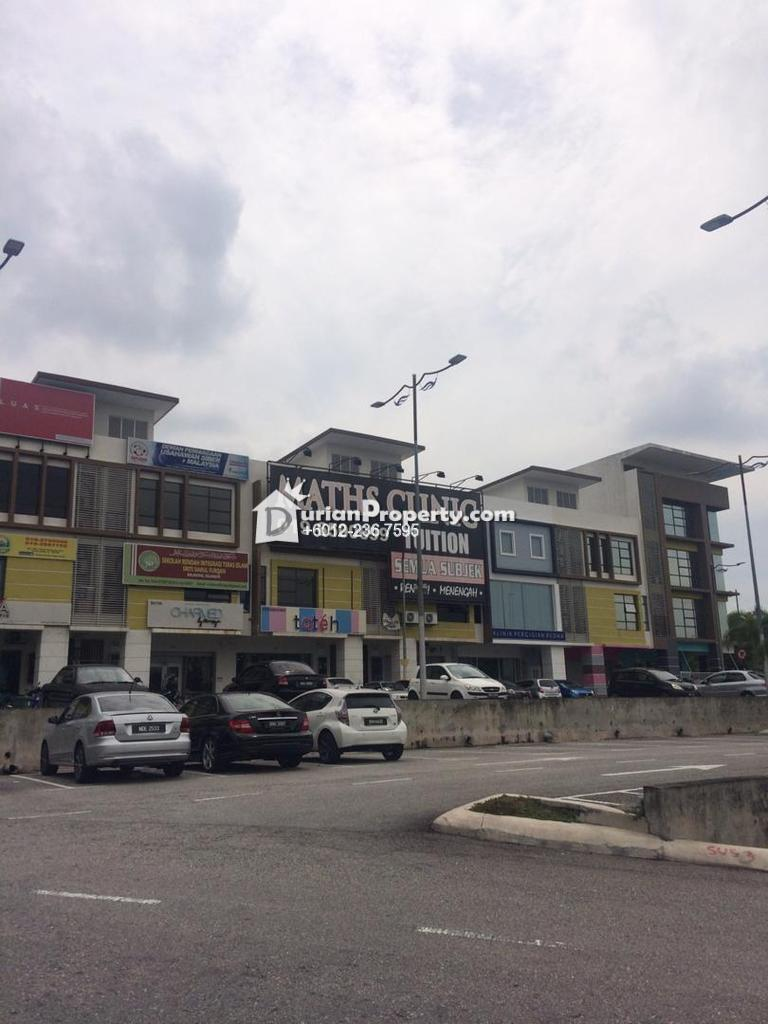Shop For Rent at Bandar Tun Hussein Onn, Cheras South