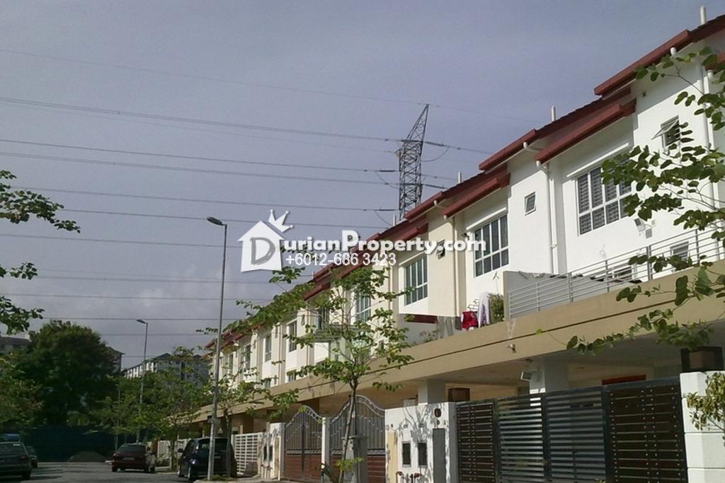 Terrace House For Sale at Taman Setapak, Setapak
