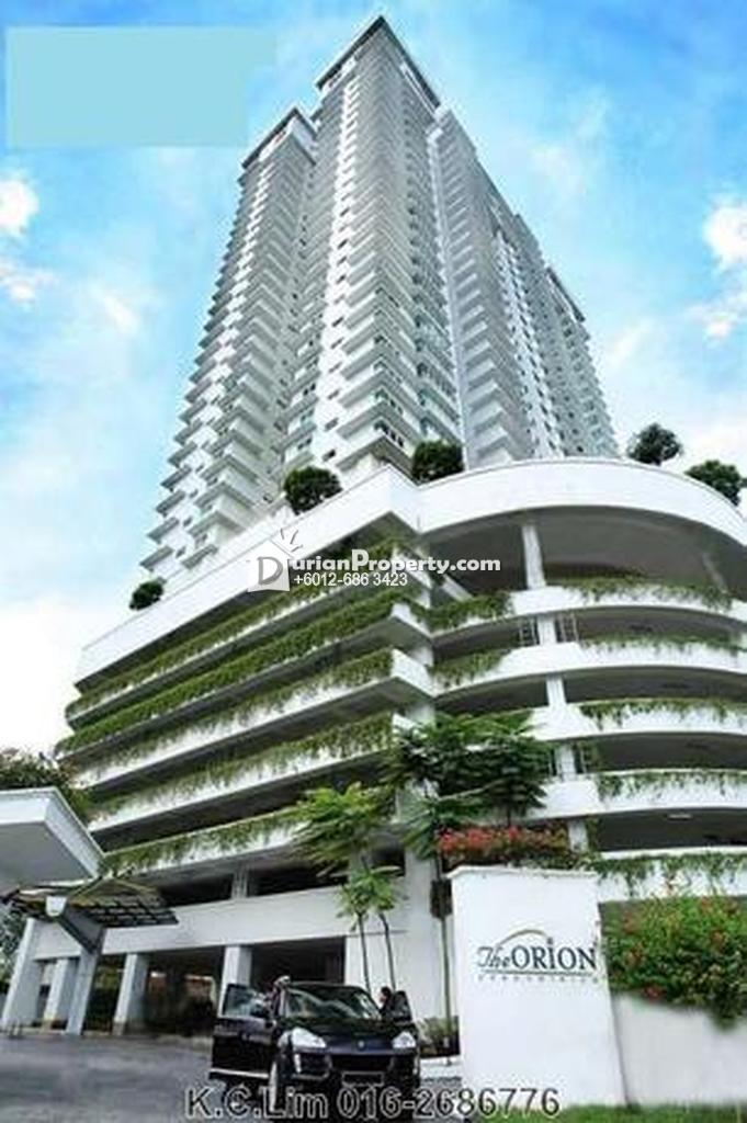 Condo For Sale at The Orion, KLCC