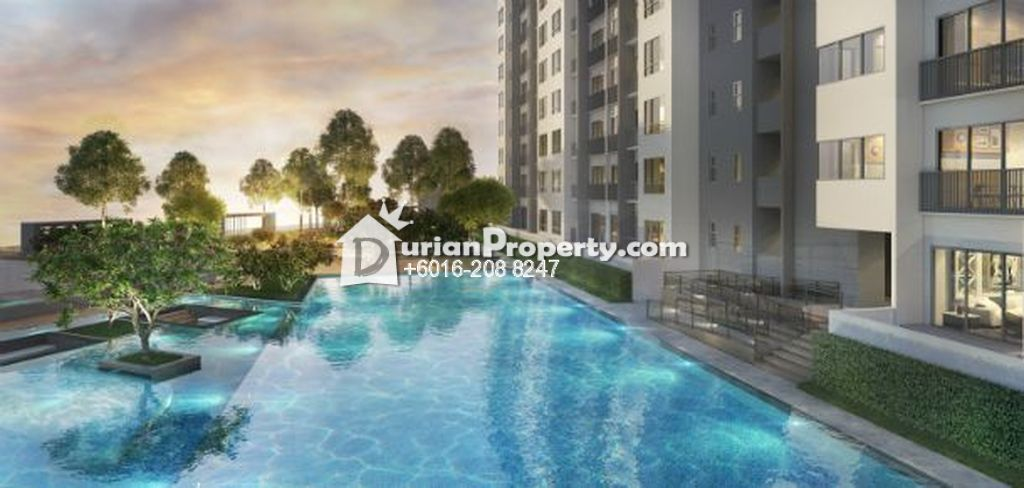 Condo For Sale at Rumbia Residence, Bandar Sri Permaisuri