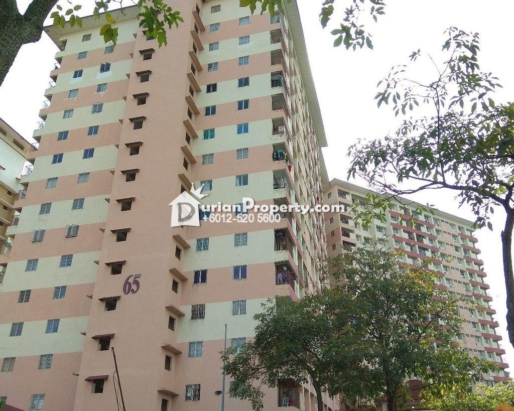 Condo For Auction at Bintang Mas, Bandar Sri Permaisuri