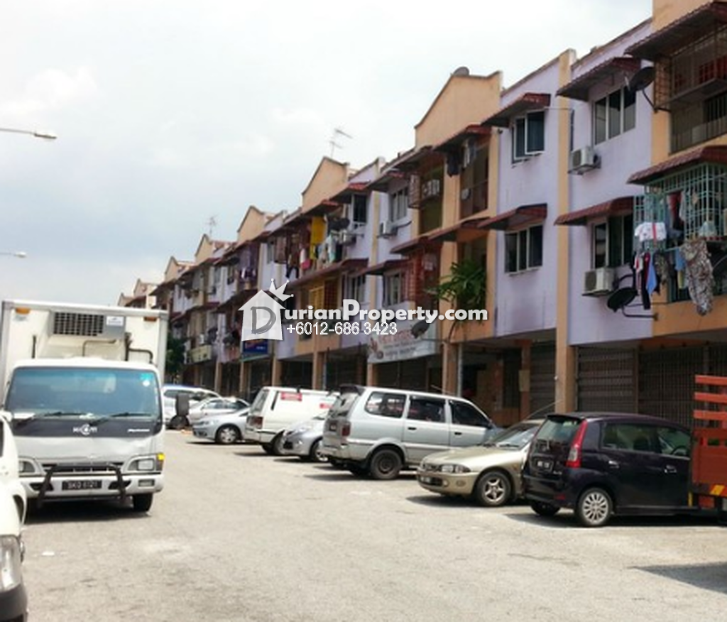 Apartment For Sale at Taman Orkid Desa, Cheras