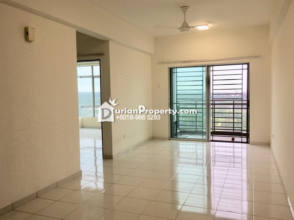 Apartment For Rent at Pangsapuri Damai, Shah Alam