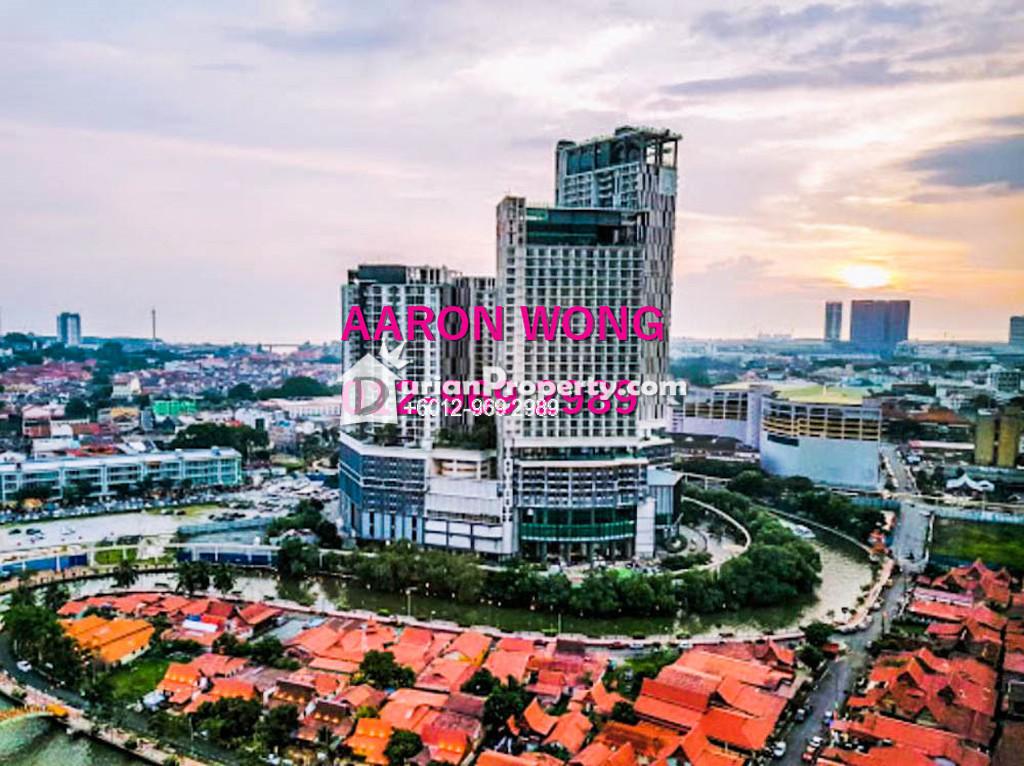 Serviced Residence For Sale at The Pines, Bandar Melaka