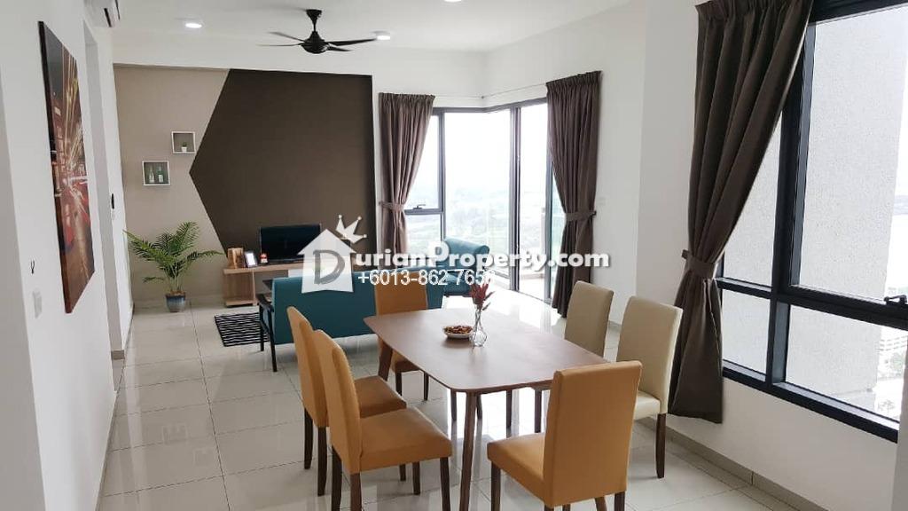 Condo For Sale at Zeta Residence, Seri Kembangan