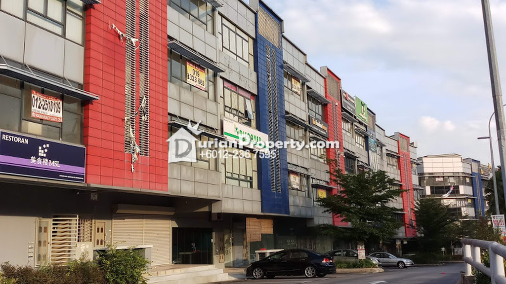 Shop Office For Rent at The Earth @ Bukit Jalil, Kuala Lumpur