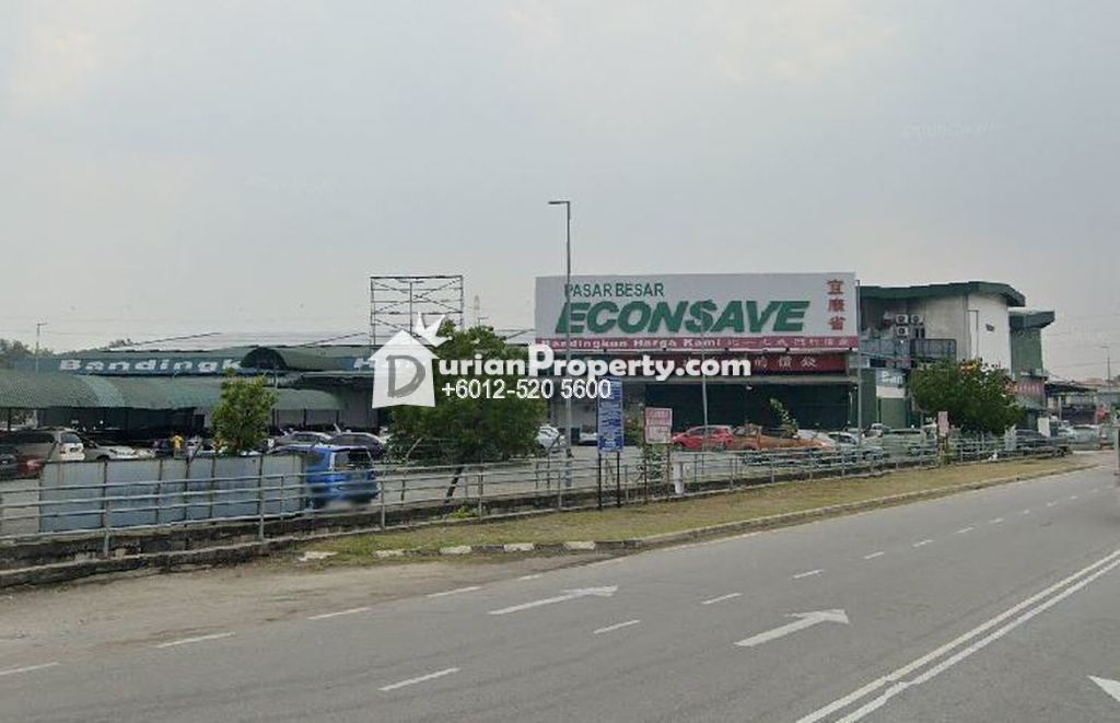 Shop Apartment For Auction at Taman Sentosa Perdana, Klang