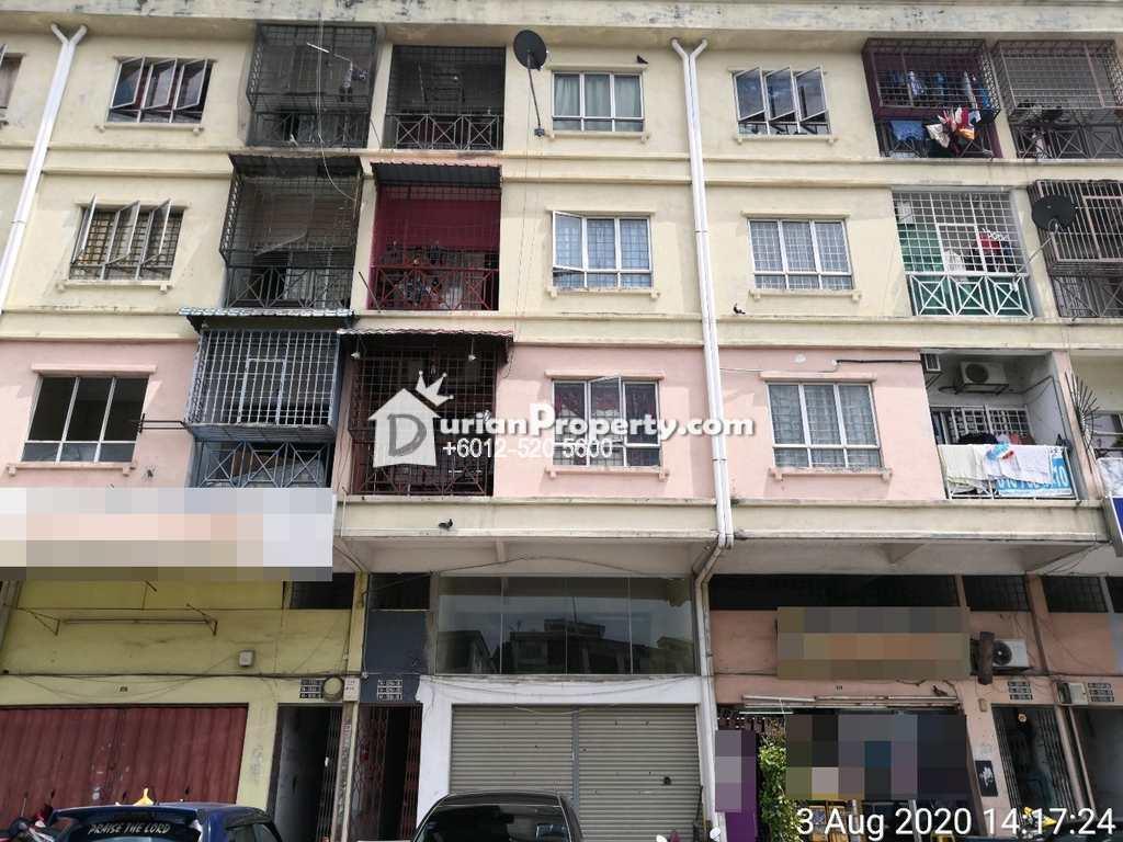 Shop Apartment For Auction at Taman Sentosa Perdana, Klang