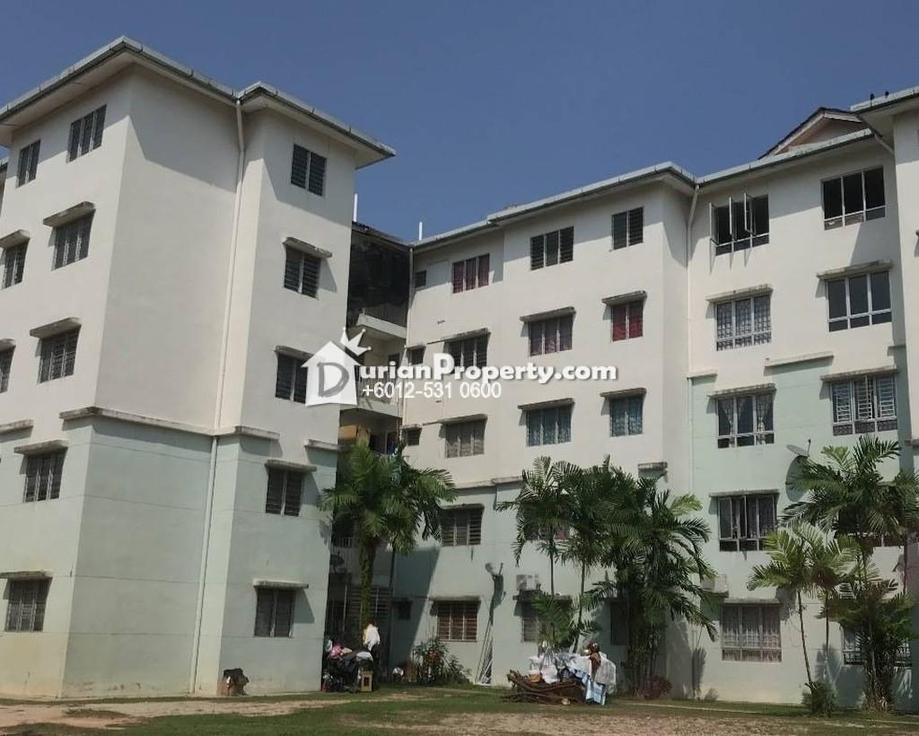 Apartment For Auction at Camelia Court, Bandar Tasik Puteri