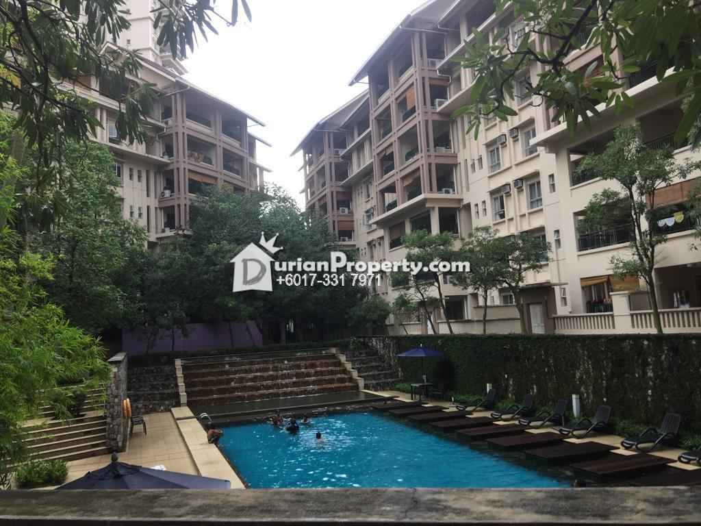 Condo Duplex For Sale at Seri Maya, Setiawangsa