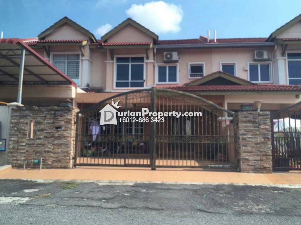 Terrace House For Sale at Taman Kajang Prima, Kajang