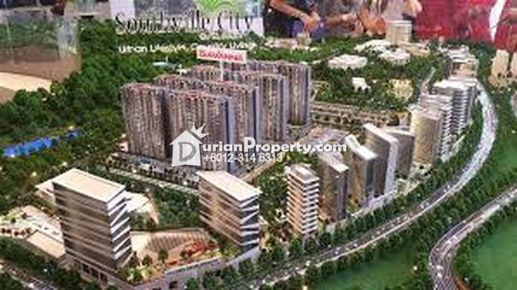 Serviced Residence For Rent at SAVANNA Executive Suite Southville City, Bangi