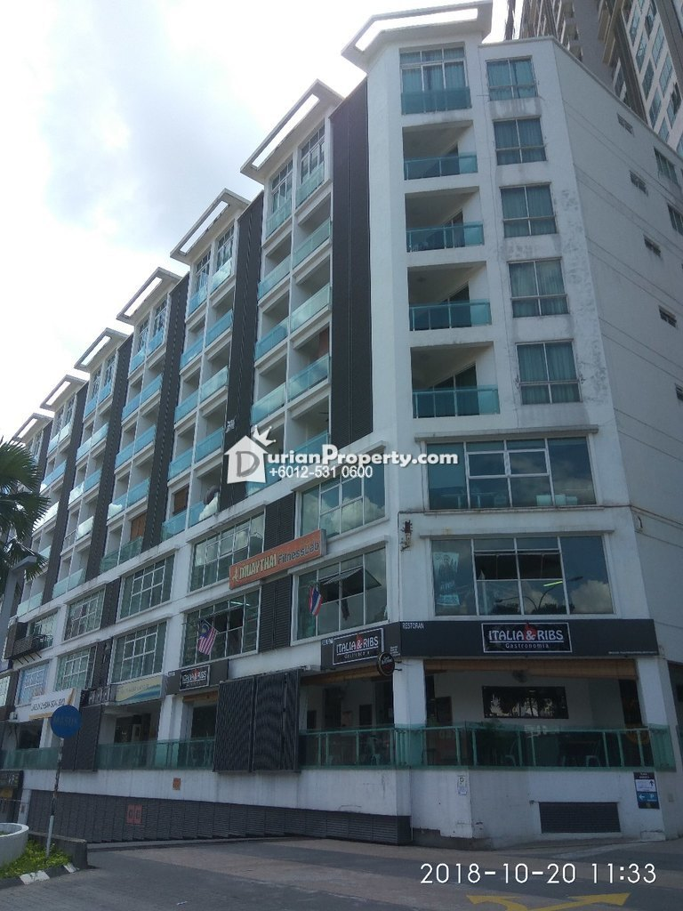 Apartment For Auction at Plaza Damas 3, Sri Hartamas