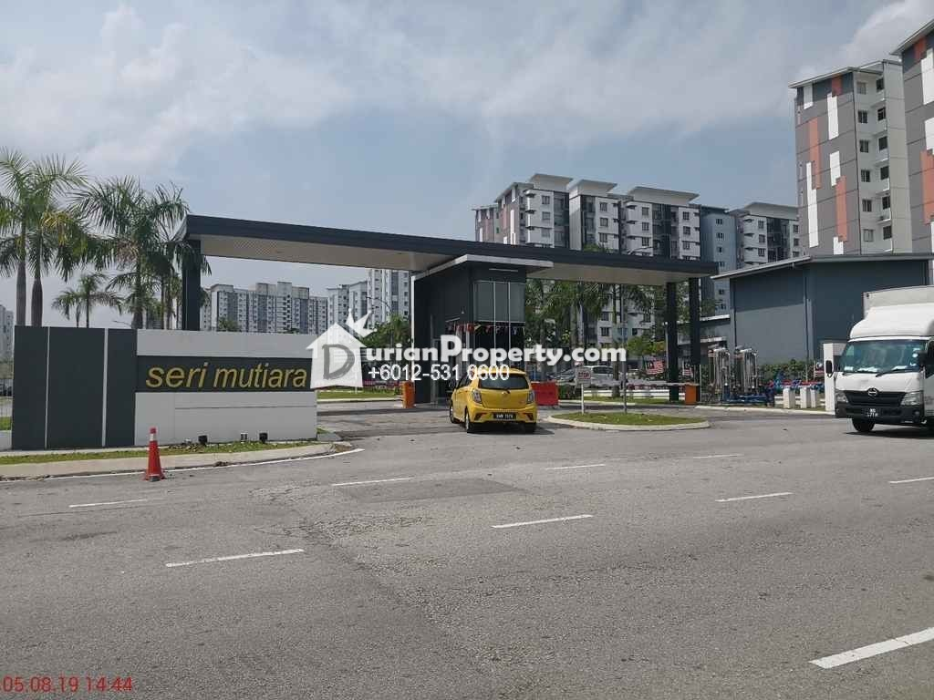 Apartment For Auction at Section U13, Shah Alam