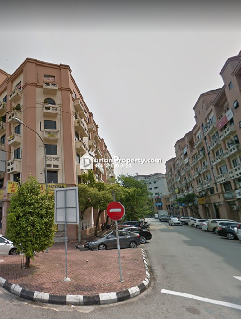 Apartment For Sale at Cheras Business Centre, Cheras