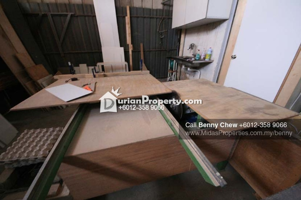 Detached Factory For Rent at Pusat Perindustrian Sungai Chua, Kajang