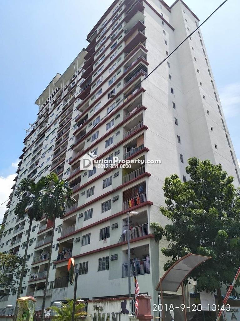 Condo For Auction at Vista Amani, Bandar Sri Permaisuri