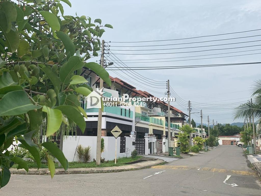 Terrace House For Sale at Seri Hartamas, Kota Kinabalu