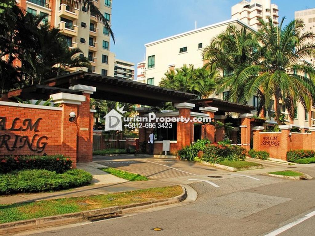Condo For Sale at Palm Spring @ Damansara, Petaling Jaya