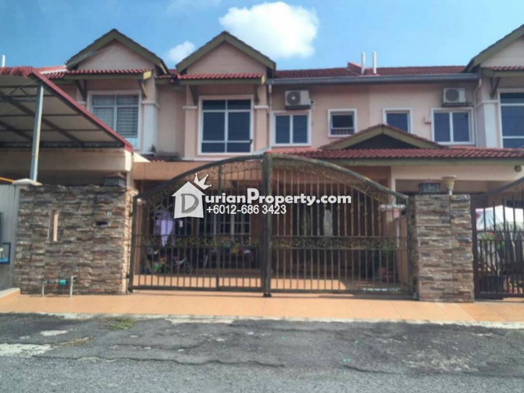Terrace House For Sale at Taman Kajang Prima, Kajang