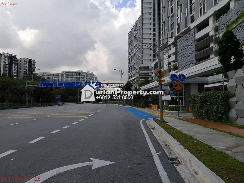 Apartment For Auction at H2O Residences, Ara Damansara