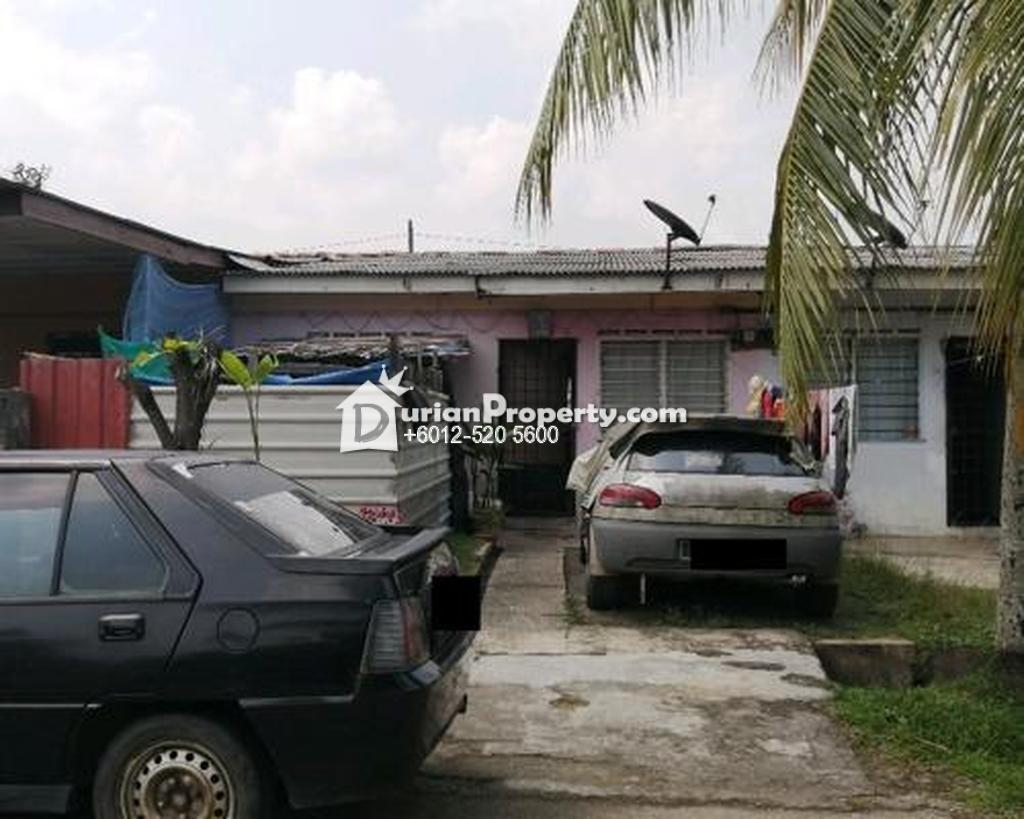 Terrace House For Auction at Taman Melati, Serendah