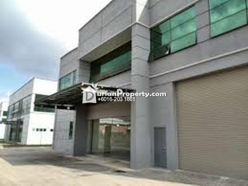 Semi-D Factory For Rent at Bandar Indahpura, Kulai