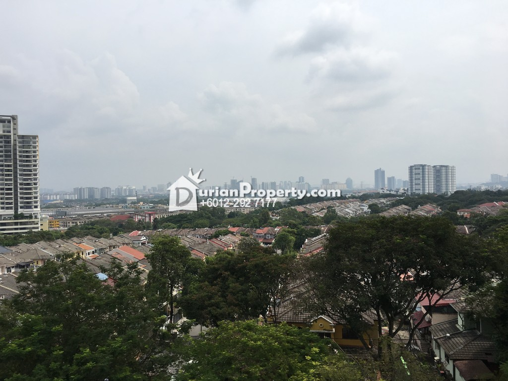 Apartment For Sale at Kenanga Apartment, Pusat Bandar Puchong