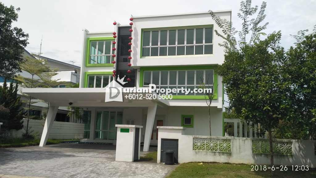 Bungalow House For Auction at Jade Hills, Kajang