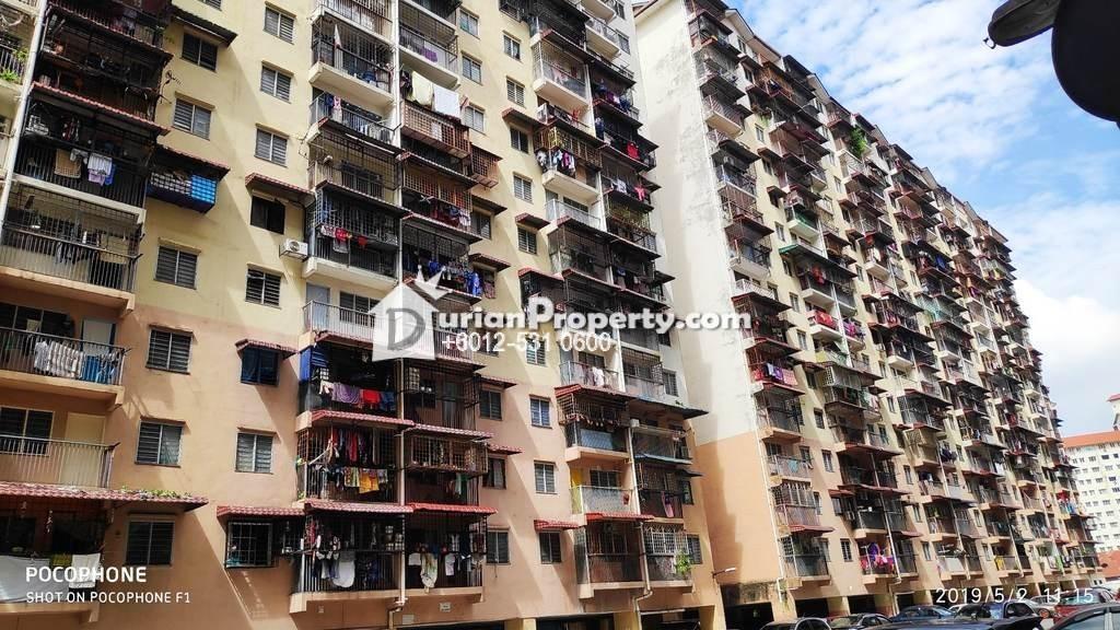 Apartment For Auction at Seri Nilam Apartment, Ampang