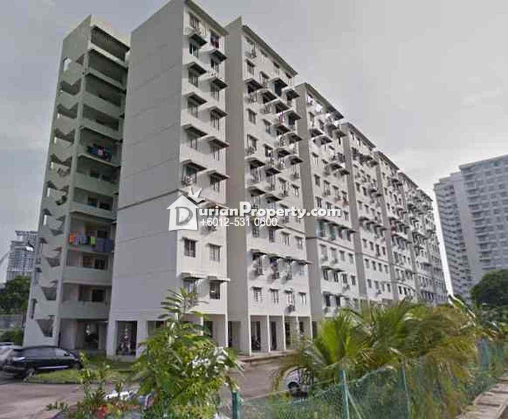 Flat For Auction at Pinang Court 2, Jelutong