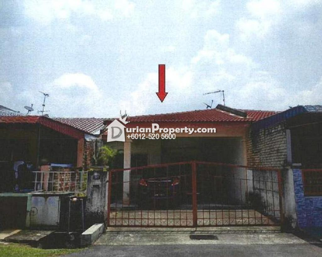 Terrace House For Auction at Taman Nyior, Seremban